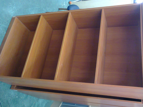 Cherry Wood Office Furniture - Used  Sandton  Office Furniture