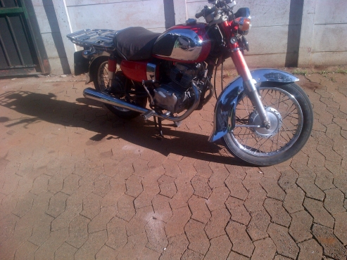 honda roadmaster 200cc | east rand | motorcycling and scooters