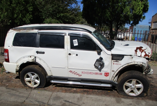 Dodge Nitro Used Parts Available