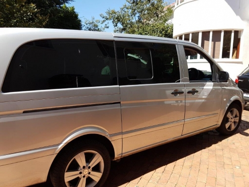 Vito 122 cdi shuttle FOR SALE URGENT