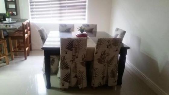 Wetherleys 8 seater eetkamerstel diningroom furniture for Dining room tables port elizabeth