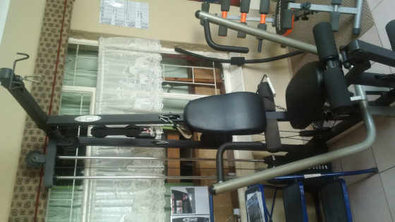 Trojan home gym pretoria east fitness