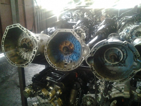 SECONDHAND gearboxes for sale audi bmw and merc