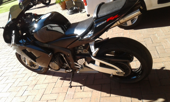 honda cbr 600rr for sale | east rand | motorcycling and scooters