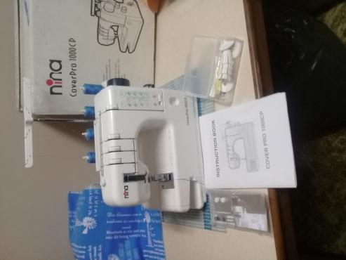 pro sewing machine