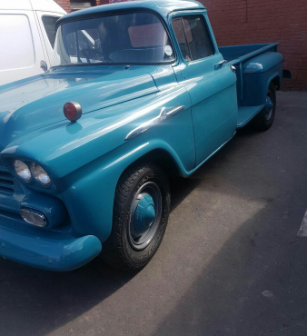 1958 Chev Apache
