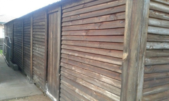 wendy hut 12x4m for sale