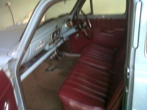 1957 Austin A5  (Austin of England)