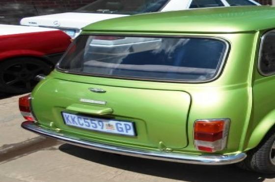 1982 Clubman 1275e