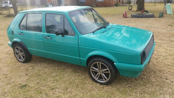 Vw chico golf 1.6 carb 1998