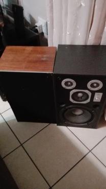 Vintage Loudspeakers for Sale: 2 pairs