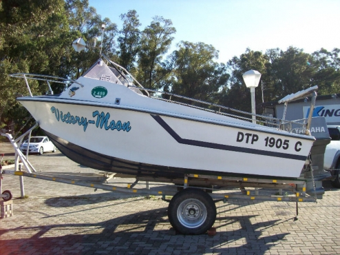 Pelican boat for sale west rand boats 64786818 for Deep sea fishing boats for sale
