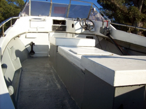 Pelican boat for sale west rand boats 64786818 for Deep sea fishing boat for sale