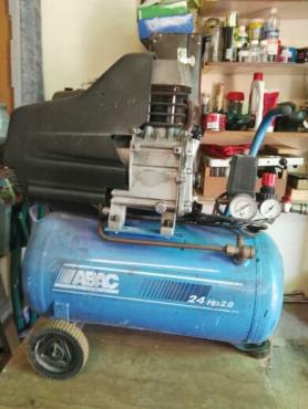 Compressor (Im in Louis Trichardt)