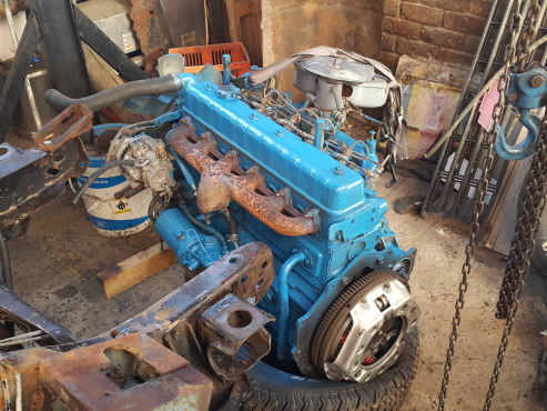 Land Cruiser Diesel  Engine