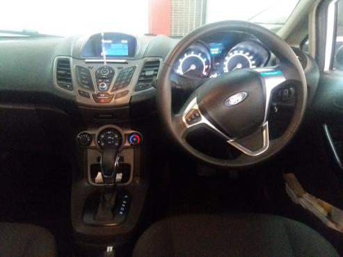 2016 Ford fiesta 1.0 Eco-Boost Automatic with 20000Km In Excellent Condition