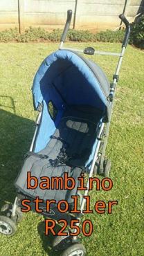 Bambino stroller