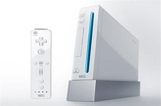 Bargain!! Complete Wii Console With Remonte all Cables and a Game