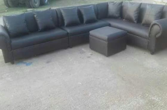 Corner couches built