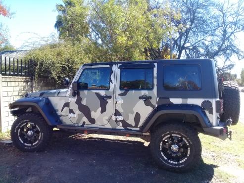 2007 Jeep Wrangler V8