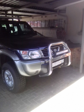 Nissan Patrol for sale (1999 Petrol)