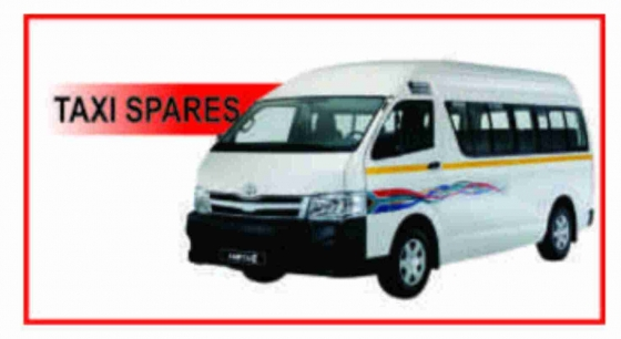 Taxi and bakkie car spares replacement parts