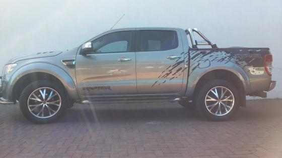 2012 Ford Ranger 3.2 TDCi XLT A/T D/C