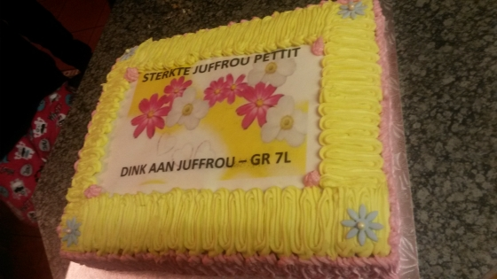 Birthday Ice Cream Cakes Durban