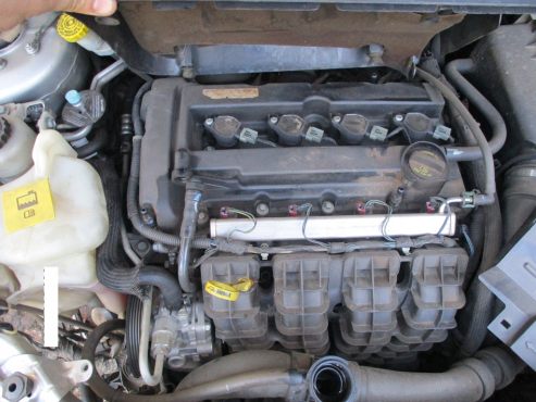 Dodge Caliber Stripping for Parts