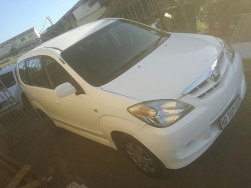 2009 Toyota Avanza 1.5 for sale