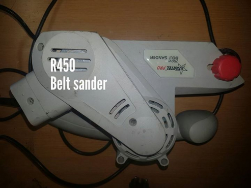 Belt sander for sale