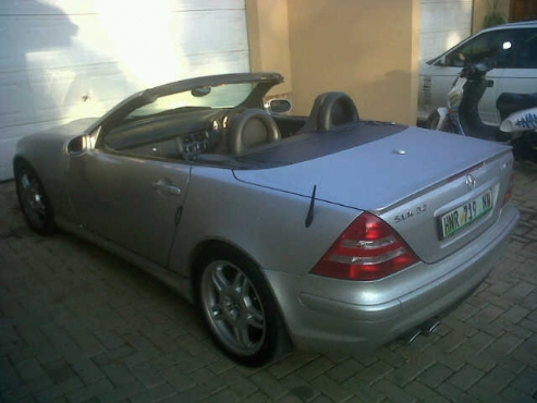 Mercedes-Benz SLK 32 AMG for sale