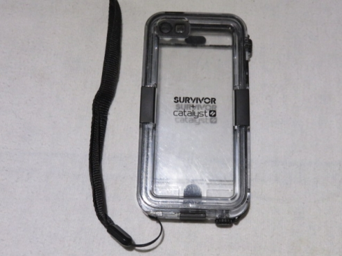 Catalyst Survivor case for iphone 5, 5s and 5SE