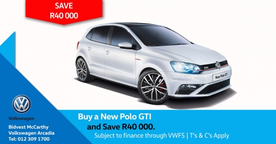 Buy a New Polo GTI