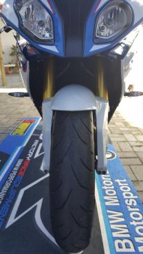 2016 BMW S1000RR Superbike