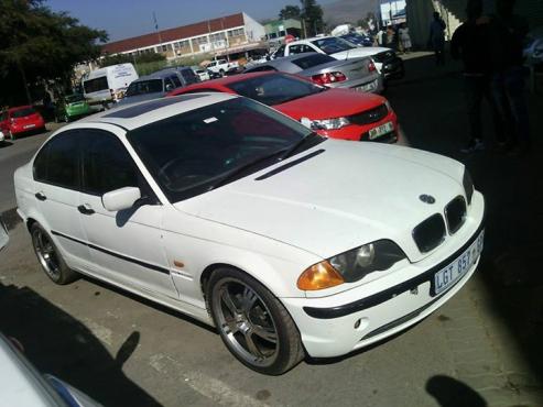 BMW,E46,2000 Model