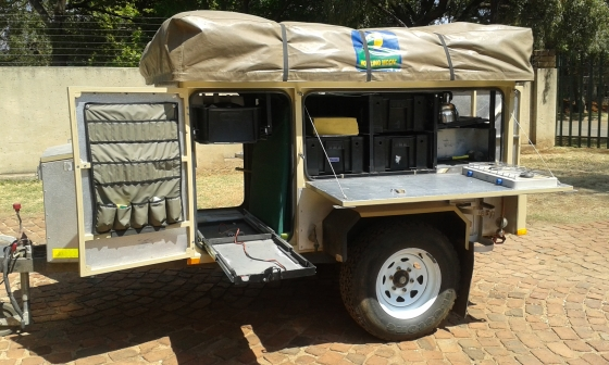 Offroad trailer
