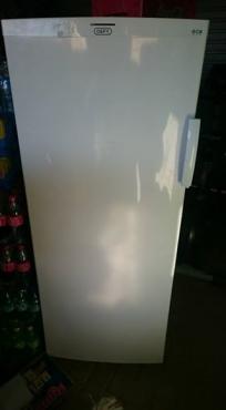 Defy Upright Freezer.