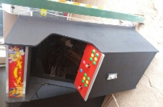 Brand New Arcade Game: 645 Games