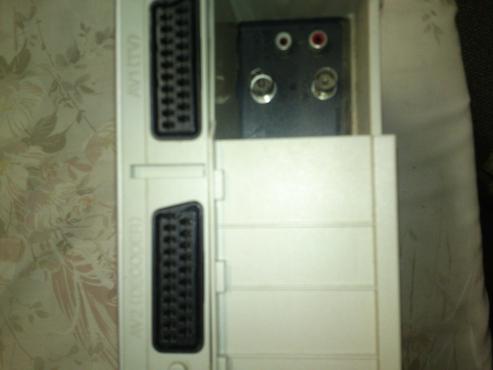 Telefunken VCR 6 Head HQ machine