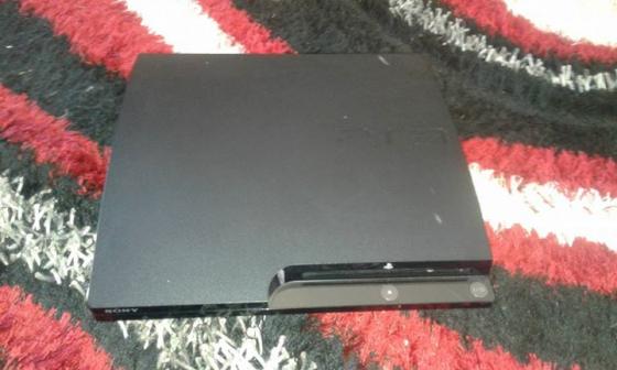 Playstation 3 black for sale