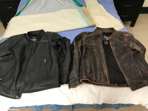 Harley Davidson Leather Jackets Size M