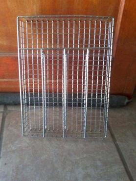Stainless steel messerak