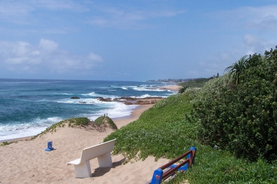 The Aloes - Self Catering Chalets - right on the beach. Between Hibberdene & Port Shepstone