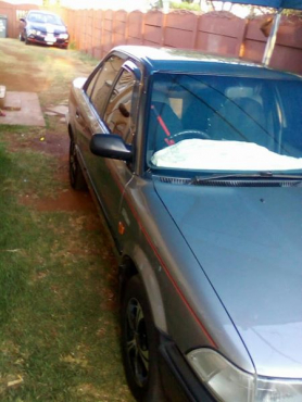 TOYOTA corolla 16 16V CAR IS IN VERY GOOD