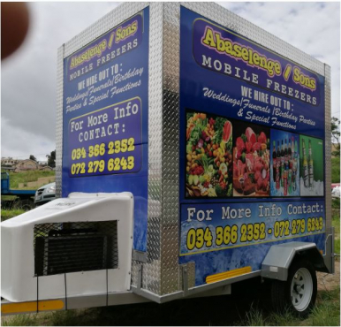 Mobile Chillers - Mobile Freezers - Mobile Coldrooms