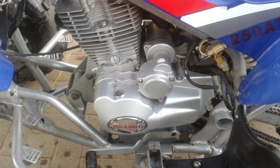 No Limit 250cc Quad bike