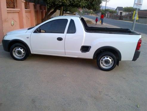 Corsa utility pickup Bakkie