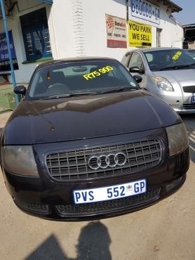 GWM 4x4, Audi TT, Tata truck & Yaris for sale!