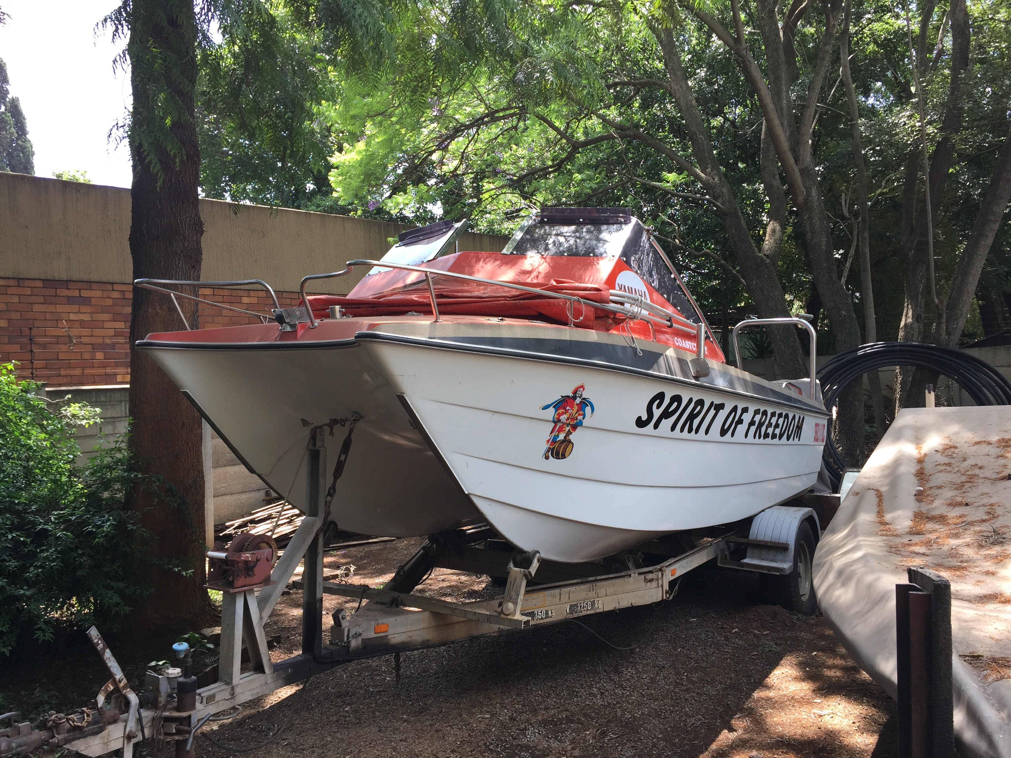 Fishing boat in south africa value forest for Deep sea fishing boats for sale